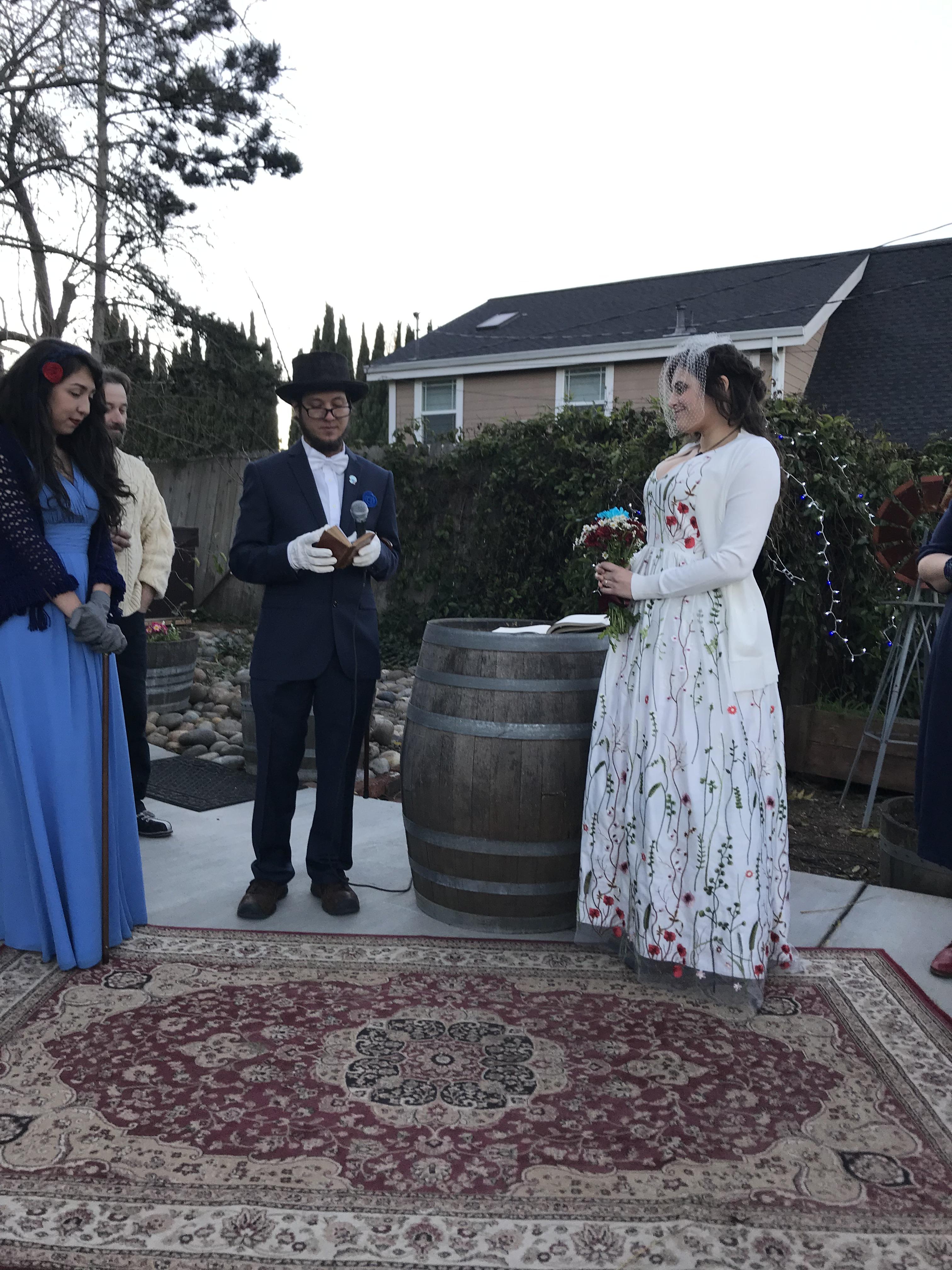 Julie and Joe Get Married